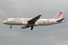 TS-IMI Heathrow 24 May 2019 (ACW367) Tags: tsimi airbus a320 tunisair heathrow