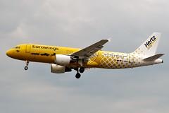 D-ABDU Heathrow 24 May 2019 (ACW367) Tags: dabdu airbus a320 eurowings heathrow