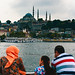 Ferry on the Golden Horn, Istanbul