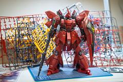 DSC09775 (KayOne73) Tags: mg sazabi ver ka gunpla plamo chars counterattack gundam model plastic robot mecha kit figure toy wip