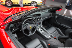 RM Sotheby's à Paris 2017 - Ferrari 550 Barchetta (Deux-Chevrons.com) Tags: ferrari550barchetta ferrari 550 barchetta 550barchetta rmauctions rmsothebys paris france car coche voiture auto automobile automotive supercar sportcar gt exotic exotics