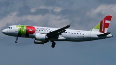 CS-TVA-2 A320 NEO DUS 20190602