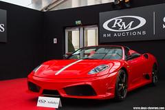 RM Sotheby's à Paris 2017 - Ferrari 430 Spider 16M (Deux-Chevrons.com) Tags: ferrari430spider16m ferrari 430 spider 16m ferrari430spider 430spider16m 430spider f430 ferrari430 ferrarif430 rmauctions rmsothebys paris france car coche voiture auto automobile automotive supercar sportcar gt exotic exotics