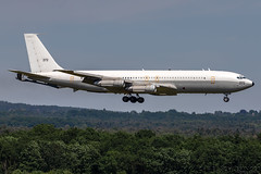 272 - Boeing 707-3L6C Re'em - Israel Air Force (MikeSierraPhotography) Tags: 707 air airlines airport boeing cgn cgneddk cologne country deutschland flughafen flugzeug germany israelairforce köln manufacturer plane spotting town 272 120squadron desertgiants iaf rare old classic