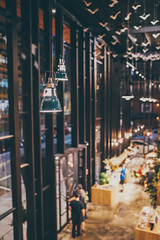 青鳥書局 (aelx911) Tags: a7ii a7m2 sony carlzeiss fe35mm fe35mmf14 landscape bookstore taiwan taipei night 台灣 台北 青鳥書局 夜景