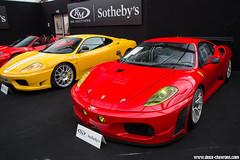 RM Sotheby's à Paris 2017 - Ferrari F430 GTC (Deux-Chevrons.com) Tags: ferrarif430gtc ferrari f430 gtc ferrarif430 f430gtc rmauctions rmsothebys paris france car coche voiture auto automobile automotive