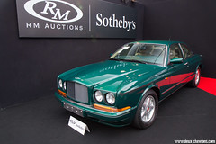 RM Sotheby's Paris 2017 - Bentley Continental R - 1993 (Deux-Chevrons.com) Tags: bentleycontinentalr bentley continental r continentalr rmauctions rmsothebys paris france car coche voiture auto automobile automotive