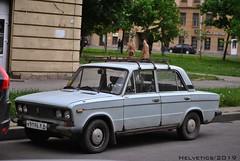 Lada 2106 - USSR, Leningrad (Helvetics_VS) Tags: licenseplate ussr leningrad oldcars lada 2106