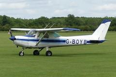 Cessna A152 Aerobat G-BOYB (Gavin Livsey) Tags: c152 sywell cessna gboyb