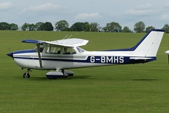 Reims Cessna F172M G-BMHS (Gavin Livsey) Tags: sywell c172 gbmhs cessna