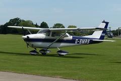 Cessna 172F Skyhawk G-SMRS (Gavin Livsey) Tags: cessna c172 sywell gsmrs skyhawk