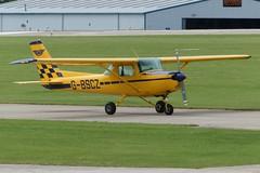 Cessna 152 II G-BSCZ (Gavin Livsey) Tags: sywell cessna c152 gbscz