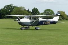 Cessna 175C Skylark G-ARWS (Gavin Livsey) Tags: sywell c175 cessna skylark garws