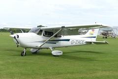 Cessna 172S Skyhawk SP G-ZACE (Gavin Livsey) Tags: sywell skyhawk cessna gzace c172
