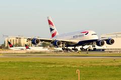 CYVR - British Airways A380-800 G-XLEH (CKwok Photography) Tags: yvr cyvr britishairways a380 gxleh