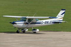 Cessna 152 II G-BMJD (Gavin Livsey) Tags: sywell cessna c152 donair gbmjd