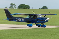 Cessna 152 II G-GFID (Gavin Livsey) Tags: sywell c152 cessna ggfid