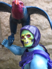 Masters of the Universe (the_gonz) Tags: mastersoftheuniverse heman vintage 80s actionfigure toy mattel skeletor screech screeech toys 80sactionfigure