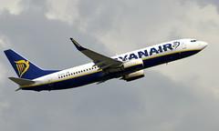 Ryanair EI-EVY, OSL ENGM Gardermoen (Inger Bjørndal Foss) Tags: eievy ryanair boeing 737 osl engm gardermoen