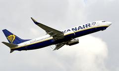 Ryanair EI-DLN, OSL ENGM Gardermoen (Inger Bjørndal Foss) Tags: eidln ryanair boeing 737 osl engm gardermoen