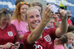 England Women 0 New Zealand Women 1 01 06 2019-1404.jpg (jamesboyes) Tags: england lionesses fa football soccer fifa fifawwc newzealand kiwis worldcup womensworldcup france2019 thisgirlcan whatif women sport ladies womeninsport equality brighton amex americanexpress tackle kick boot challenge score goal ball fans celebration selfie autograph smile support supporters teamengland
