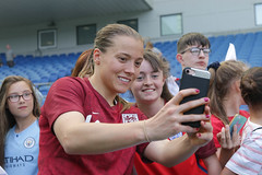 England Women 0 New Zealand Women 1 01 06 2019-1410.jpg (jamesboyes) Tags: england lionesses fa football soccer fifa fifawwc newzealand kiwis worldcup womensworldcup france2019 thisgirlcan whatif women sport ladies womeninsport equality brighton amex americanexpress tackle kick boot challenge score goal ball fans celebration selfie autograph smile support supporters teamengland