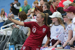 England Women 0 New Zealand Women 1 01 06 2019-1427.jpg (jamesboyes) Tags: england lionesses fa football soccer fifa fifawwc newzealand kiwis worldcup womensworldcup france2019 thisgirlcan whatif women sport ladies womeninsport equality brighton amex americanexpress tackle kick boot challenge score goal ball fans celebration selfie autograph smile support supporters teamengland