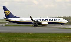 Ryanair EI-DHA, OSL ENGM Gardermoen (Inger Bjørndal Foss) Tags: eidha ryanair boeing 737 osl engm gardermoen