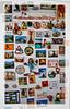 souvenirs (patrick Thiaudiere, + 3,5 millions view) Tags: souvenir flickrfriday magnet aimants voyages souvenirs frigo fridge porte door color couleurs