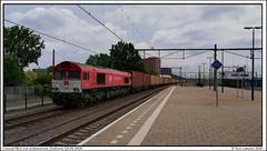 Crossrail PB12, Eindhoven (25-05-2019) (Teun Lukassen) Tags: crossrail class66 pb12 neuss antwerpen eindhoven treinen trains züge