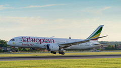 ethiopian ET-AOT (K.D_aviation) Tags: qatar thailand thai eurowings hainan united boeing brussels belgium brussel bangkok aviation airport airbus a330 a350 b777 b787 usa livery landing
