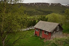 vedskjul (KvikneFoto) Tags: tamron nikon norge hedmark kvikne yset historie kultur