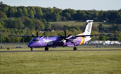 flybe Bombardier Dash 8 Q400 G-JEDT (andyflyer) Tags: edinburghairport egph aircraft flying aviation aeroplane edi flybe bombarider dash8 dash8400 dash8q400 dhc dehavillandcanada
