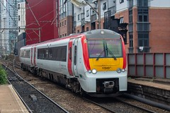 Transport for Wales 175107 (Mike McNiven) Tags: transportforwales tfw wales transport chester manchester piccadilly deansgate alstom dmu diesel multipleunit