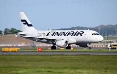 Finnair Airbus A319 OH-LVK (andyflyer) Tags: edinburghairport egph aircraft flying aviation aeroplane edi finnair airbusa319 ohlvk