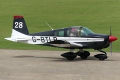 Grumman-American AA-1C Lynx G-BTLP (Gavin Livsey) Tags: sywell gbtlp lynx grummanamerican aa1c