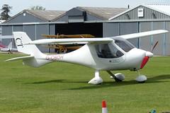 Flight Design CT 2K G-CBDH (Gavin Livsey) Tags: ctsw sywell flightdesign gcbdh