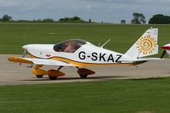 Aero AT-3 R100 G-SKAZ (Gavin Livsey) Tags: sywell at3 gskaz