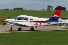 Piper PA-28-161 Warrior III G-JACA (Gavin Livsey) Tags: sywell pa28 warrior gjaca