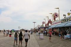 Coney Island Boardwalk (Stabbur's Master) Tags: newyork newyorkcity brooklyn coneyisland lunapark amusementpark themepark nyc coneyislandboardwalk riegelmannboardwalk