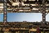 Hong Kong structures - Ki Lung Street (Piotr_PopUp) Tags: building architecture buildings hongkong kowloon shamshuipo kilung asia block 14mm samyang happyplanet asiafavorites