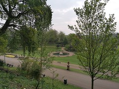 Cloudy morning in Miller Park, Preston (janettehall86) Tags: millerpark prestonlancashire preston lancashire uk northwestengland england naturephotography nature beautiful pretty view views landscapephotography landscape beautifulnature beautyinnature ilovenature outdoors outdoorphotography photosofpreston photography photo huaweip30pro huawei waterfountain trees tree colour color flickr flickrcentral spring