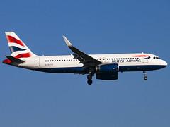 British Airways | Airbus A320-232(WL) | G-EUYR (Bradley's Aviation Photography) Tags: egll lhr london londonheathrowairport heathrow heathrowairport londonheathrow aviation avgeek aviationphotography canon70d a320 britishairways airbusa320232wl geuyr ba