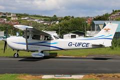 G-UFCE_08 (GH@BHD) Tags: gufce cessna cessna172 skyhawk ulsterflyingclub newtownardsairfield newtownards aircraft aviation