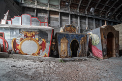 Pinocchio movie set (NأT) Tags: abandoned abandon abandonné abandonnée abbandonato abbandonata ancien ancienne alone architecture movie décors cinéma film pinocchio explorationurbaine exploration explore exploring empty explo explored rust rusty ruins rotten trespassing urbex urban urbain urbaine urbanexploration interior inexplore inside old past photography decay decaying derelict dust decayed dusty forgotten forbidden history lost light memories nobody neglected building verlassen closed creepy movies cinema