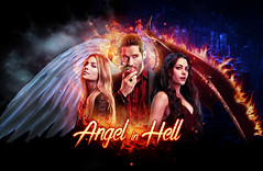 Lucifer - Angel in Hell (kristin1228) Tags: lucifer morningstar chloe decker eve season 4 tom ellis lauren german inbar lavi angel devil