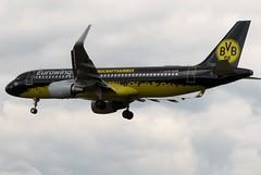 D-AIZR Heathrow 24 May 2019 (ACW367) Tags: daizr airbus a320 eurowings heathrow