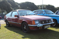 Opel Monza E CLU814Y (Andrew 2.8i) Tags: classics meet show cars car classic weston westonsupermare german hatch hatchback liftback coupe gt gm generalmotors 3000e 30e e 30 3000 monza opel