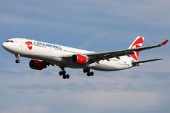 OK-YBA 01062019 (Tristar1011) Tags: eham ams amsterdam schiphol csaczechairlines csa airbus a330300 a333 okyba