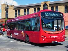 The Harrogate Bus Company 1839 (H19ESU) - 24-05-19 (peter_b2008) Tags: transdev theharrogatebuscompany volvo b7rle wright eclipseurban 1839 h19esu buses coaches transport buspictures